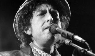 Bob Dylan geht 2017 auf Tour. (Foto)