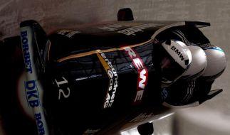 Bobpilot Arndt will mit Lange-Crew Revanche (Foto)
