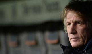 Bochums Trainer Gerjan Verbeek erwartet von seiner Mannschaft ein couragiertes Auftreten. (Foto)