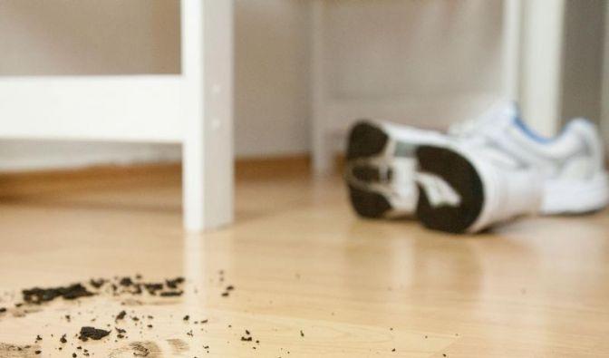 Bodenbeläge richtig pflegen (Foto)