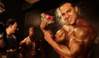 Bodybuilder sind bei Frauen besonders beliebt. (Foto)