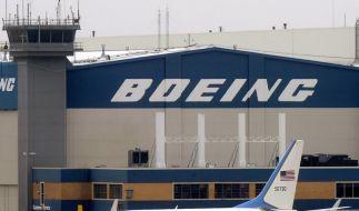 Boeing sahnt Rekordauftrag ab: 26 Milliarden Dollar (Foto)