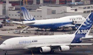 Boeing und Airbus (Foto)