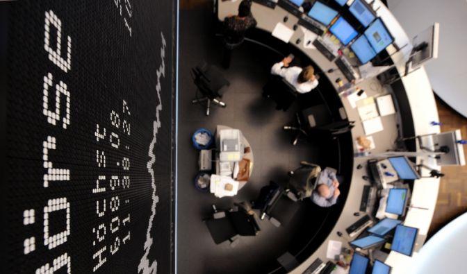 Börse Frankfurt (Foto)
