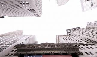 Börse New York (Foto)