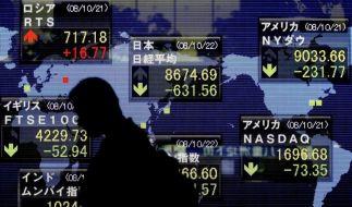 Börsen brechen erneut ein (Foto)