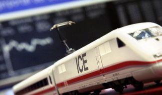 Börsengang der Bahn wird auf Eis gelegt (Foto)