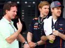 Börsenpläne der Formel 1: Teamchefs zurückhaltend (Foto)