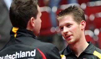 Boll drückt Daumen - Steger kämpft um Olympia-Ticket (Foto)