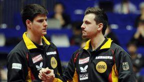 Boll und Ovtcharov: TT-Duo ohne Angst vor Chinas Assen (Foto)