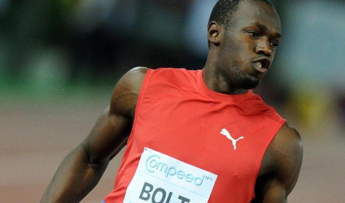 Bolt erneut geschlagen: Blake schneller über 200 Meter (Foto)