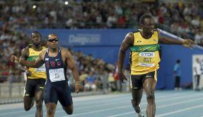 Bolt holt Gold: Titel über 200 Meter verteidigt (Foto)