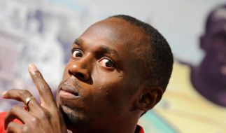 Bolt startet nicht in Monaco - «Kleines Problem» (Foto)