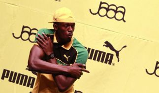 Bolt und Blade Runner Pistorius für WM bereit (Foto)