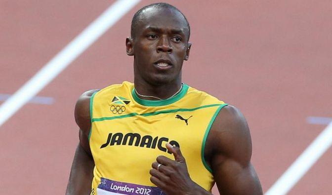 Bolt und Blake sicher im 100-Meter-Finale (Foto)