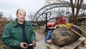 Bombe in Neuwied entschärft (Foto)