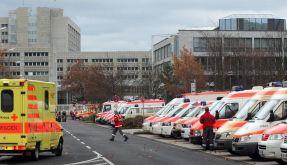 Bombenentschärfung in Koblenz geglückt (Foto)