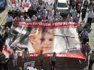 Bombenexplosion in Timoschenkos Geburtsstadt (Foto)