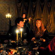 Die Borgias lebten exzessiv, auch was das Essen angeht. Eine reich gedeckte Tafel gehörte zum guten Ton.