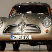Borgward will Comeback-Modell im September vorstellen (Foto)