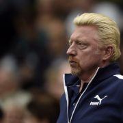 Nach Djokovic-Aus! Ist Bum-Bum-Boris nun Damen-Coach? (Foto)