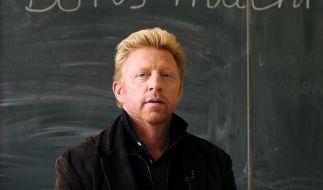Boris Becker dementiert Pfändungsberichte (Foto)