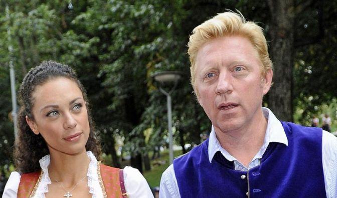 Boris Becker: «Der Pfarrer will mich abzocken» (Foto)