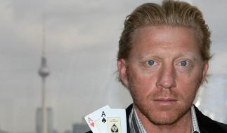 Boris Becker sucht den Adrenalin-Kick (Foto)