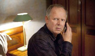 Borowski (Axel Milberg) ist überrascht. Es gibt einen zweiten Toten. (Foto)