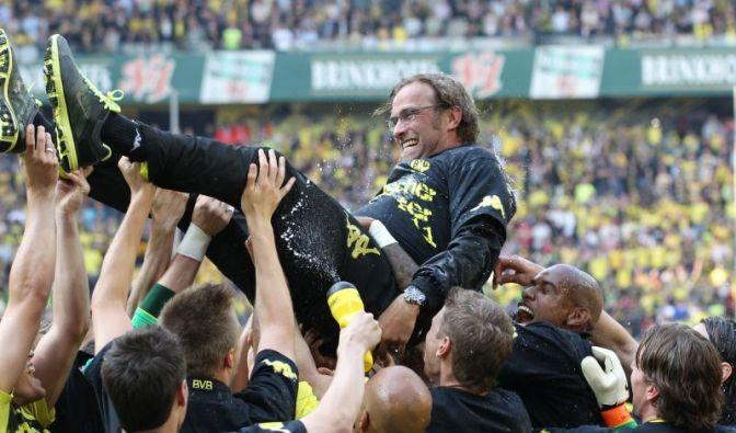 Borussia Dortmund - 1. FC Nürnberg (Foto)