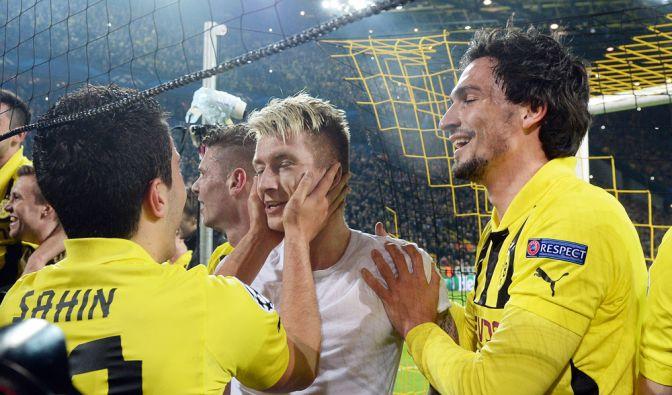 Borussia Dortmund - FC Malaga (Foto)