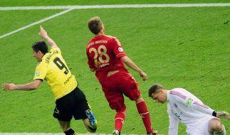 Borussia Dortmund gewinnt zum dritten Mal DFB-Pokal (Foto)
