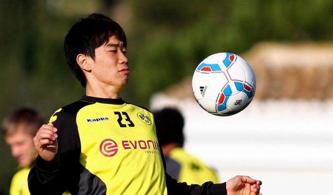 Borussia Dortmund in Berlin ohne verletzten Kagawa (Foto)