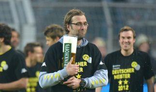 Borussia Dortmund ist Deutscher Meister (Foto)