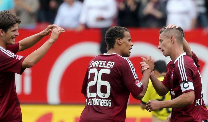 Borussia Dortmund verliert Testspiel in Nürnberg 2:4 (Foto)
