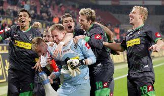Borussia Mönchengladbach - 1. Fc Köln (Foto)
