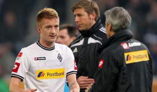 Borussia winkt mit Derbysieg Tabellenspitze (Foto)