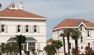 Bosporus-Residenz soll Künstler-Paradies werden (Foto)