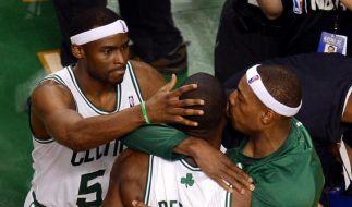Boston holt zweiten Sieg: Mit Miami gleich auf (Foto)