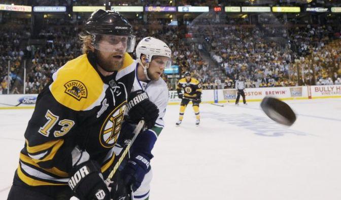 Bostons «Braunbären» fegen Canucks vom Eis (Foto)
