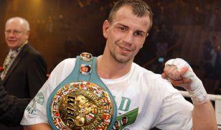 Box-Weltmeister Zbik will Schmeling folgen (Foto)