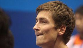 Boy turnt beim Turnier der Meister in Cottbus (Foto)