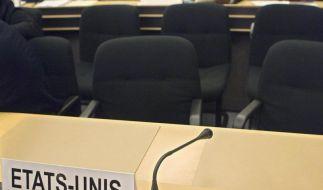 Boykott überschattet UN-Anti-Rassismuskonferenz (Foto)