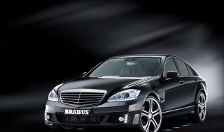 Brabus S-Klasse (Foto)