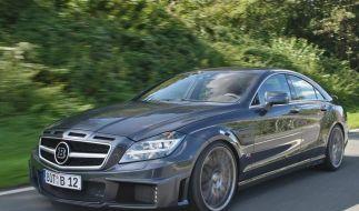 Brabus tunt Mercedes CLS auf 800 PS (Foto)