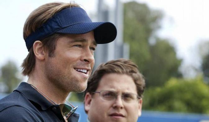 Brad Pitt brilliert in «Moneyball» (Foto)