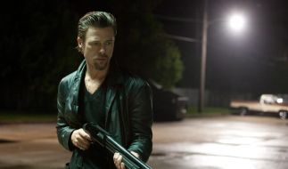 Brad Pitt als Cogan in dem Thriller Killing Them Softly von Andrew Dominik. (Foto)