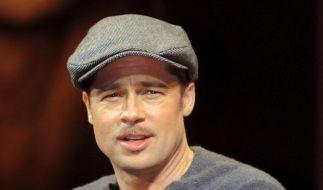 Brad Pitt plant Bergarbeiterdrama (Foto)