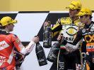 Bradl wieder Spitze in Moto2 - Titel für Stoner (Foto)