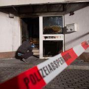 Brand in hessischem Flüchtlingsheim - ein Schwerverletzter (Foto)